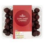 Morrisons Dark Sweet Cherries