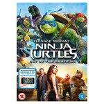 Teenage Mutant Ninja Turtles 2  DVD (PG)