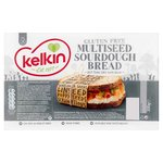 Kelkin Free From Gluten And Wheat Multiseed Sourdough Bread