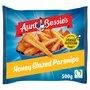 Aunt Bessie's Honey Glazed Parsnips