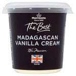 Morrisons The Best Madagascan Vanilla Cream