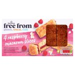 Morrisons Free From Jam and Coconut 160G