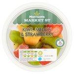 Morrisons Kiwi Melon & Strawberry