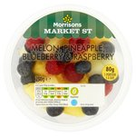 Morrisons Honeydew Melon Pineapple Blueberry & Raspberry