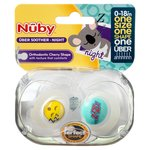 Nuby Uber Soother Night
