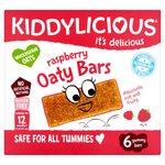Kiddylicious Allergen-Free Raspberry Bars