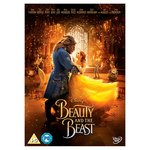 Beauty & The Beast (Live Action) DVD (PG)